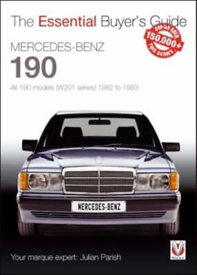 Book Mercedes-Benz 190: All 190 models (W201 series) 1982-1993 - Buyer's Guide