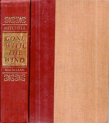 1962 Gone With The Wind Film Basis By Margaret Mitchell Atlanta Civil War Classi