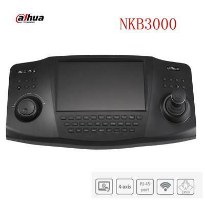 "Dahua NKB3000 10.2"" touch screen LCD High Speed Dome HD Network Control Keyboard"