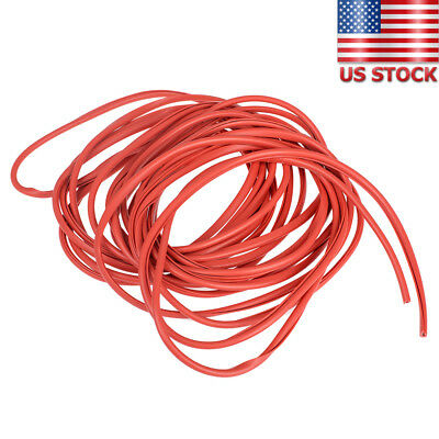 32FT/10M Red Car Auto Door Moulding Rubber Strip Trim Guard Edge Protector Cover