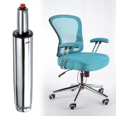Chrome Gas Lift Cylinder Mechanism Replacement for Home Office Computer Chair