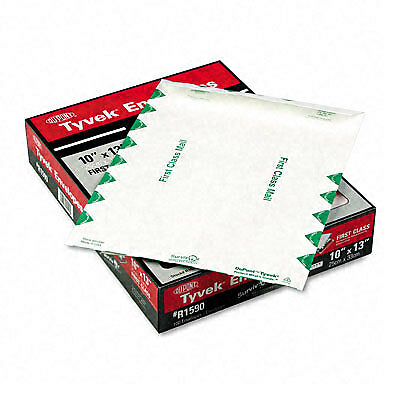 DuPont Tyvek Tear-Resistant Catalog/Open End Envelopes (Box of 100)