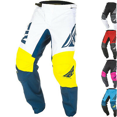 Fly Racing 2019 F-16 Motocross Pants Off Road MX ATV Enduro Dirt Quad GhostBikes