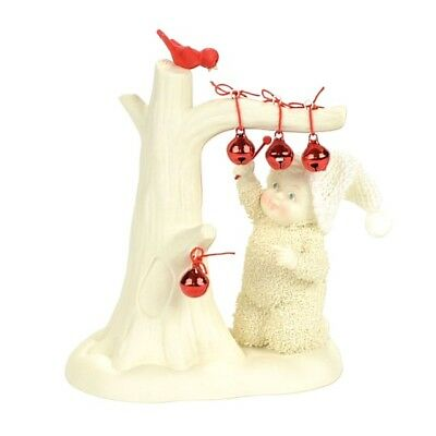 Dept 56 Snowbabies Jingle Bells #4058262 BRAND NEW Free Shipping