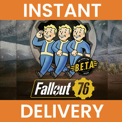 FALLOUT 76 - Betas Key [XBOX ONE] (Global) {INSTANT-DELIVERY} Bethesda Code