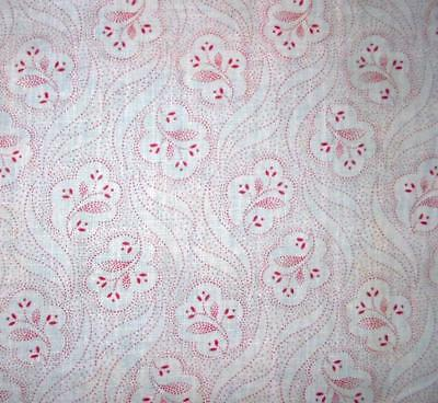 Summer Clearout, Unused Antique French Provencal Cotton Sample, Projects 271.