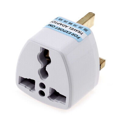 Universal Travel UK Adapter Plug US to UK Converter International Travel Charger
