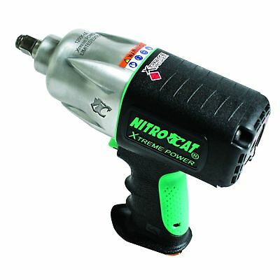 """AirCat NitroCat Kevlar 1/2"""" Twin Clutch Impact Wrench Limited Edition 1250K-LE"""
