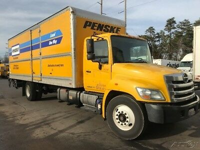 Penske Used Trucks - unit # 613141 - 2012 Hino 268