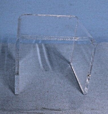 Clear Acrylic Riser Display . 2""