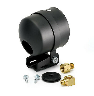 """Auto Meter Autogage Universal Black 2-1/16"""" Inch Gauge Mounting Cup (52mm)"""