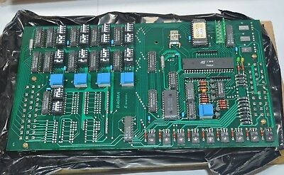 NEW Hobart DAG Dagma Replacement Circuit Board with Buttons Part# H0284 H-0284