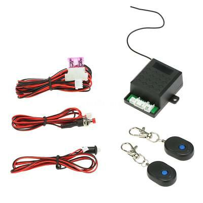 12V Universal Car Immobilizer Anti Theft Security Alarm System GPS Tracker U9Z4