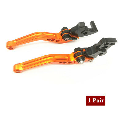 CNC Motocycle Motocycle Clutch brake levers For KTM Duke 125 390 2013-2018