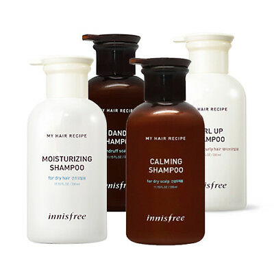 [INNISFREE] My Hair Recipe Shampoo - 330ml