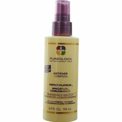 Pureology Anti-Fade Perfect 4 Platinum Miracle Filler for Blondes 4.9 oz