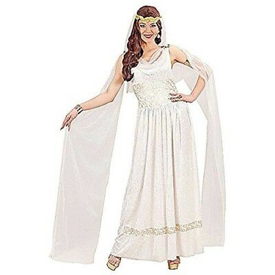 "Mens Roman Empress Costume Large Uk 42/44"" For Toga Party Rome Sparticus Fancy"