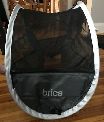 Admirable Brica Infant Comfort Canopy Car Seat Cover 12 00 Picclick Alphanode Cool Chair Designs And Ideas Alphanodeonline