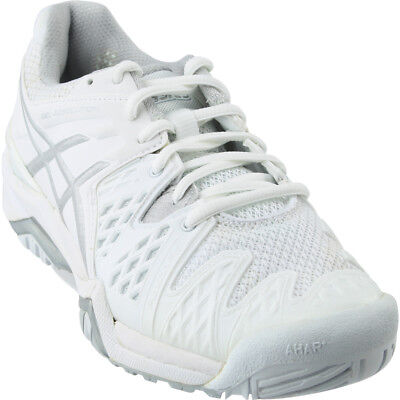 ASICS GEL-Resolution 6 - White - Womens