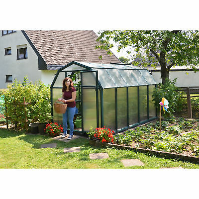 Palram Eco-Grow Twin Wall 6ft. x 10ft. Greenhouse