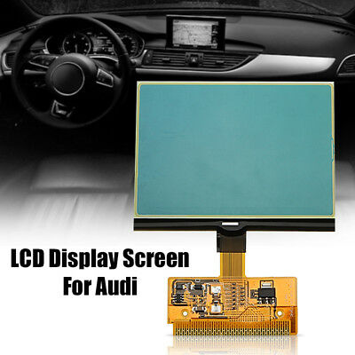 Car VDO LCD CLUSTER Display Screen For Audi A4 A6 Volkswagen VW Passat Golf Seat