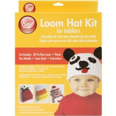 Boye Loom Hat Kit For Toddlers- - Toddlers