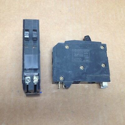 Square D Qot Qo2020 1 Pole Twin 120/240V 20 Amp Circuit Breaker Push In Qot2020