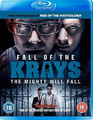 The Fall Of The Krays   (Blu-Ray 2016)     Brand new and sealed