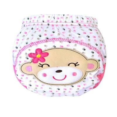 Lovely Baby Toddler Toilet Potty Training Pants Waterproof Layers Underwears J