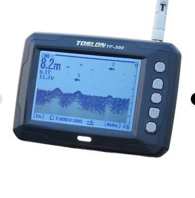 Toslon TF300 bait boat fish finder
