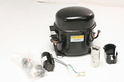 Kulthorn AE 4448Y-1 Refrigeration Compressor Small Black Reciprocating Low Noise