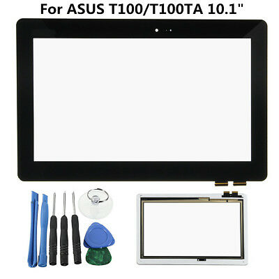 AUS Transformer Book Touch Screen Digitizer Glass FOR Asus T100 T100TA 10.1''