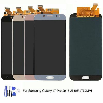 For Samsung Galaxy J7 PRO 2017 J730F/M/H LCD Touch Screen Display Digitizer Kits