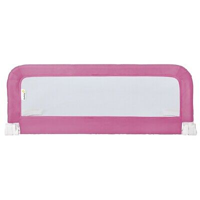 Safety 1st Portable Bed Rail (pink) - Pink Kids Baby Compact Guard