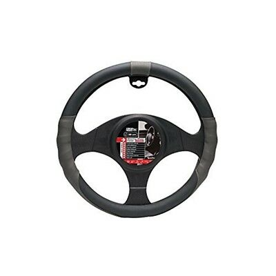 Sumex 2505spc Gt Special Melt Steering Wheel 38 cm, Grey/black - Cover