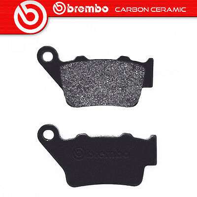 Pastiglie Freno Brembo Carbon Ceramic Posteriori TM 85 Cross 85 1996 > 2001