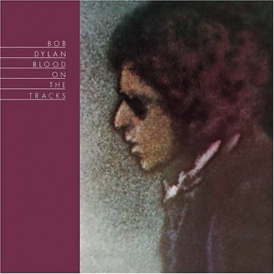 BOB DYLAN Blood On The Tracks CD BRAND NEW