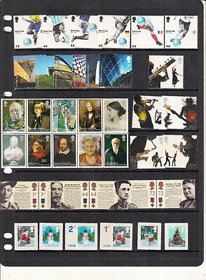 Gb 2006 Any Set Issued Unmounted Mint/Mnh Below Face Value Price Varies By Set