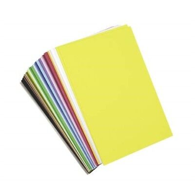 Darice Foam Sheets 6-inch x 9-inch 40/pkg-assorted Colors - Pkgassorted