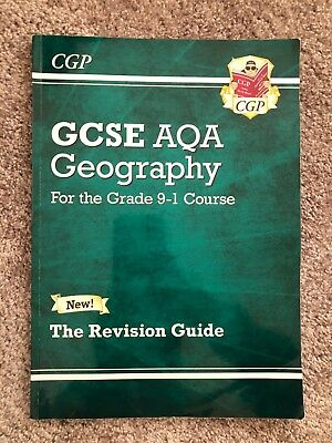 aqa gcse geography 9-1 Revision Guide