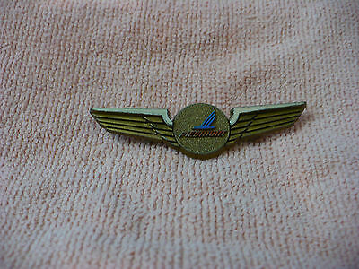 Sw- Piedmont Airlines  Wings Plastic Wings (Stoffel Seals) Pin Back #39003
