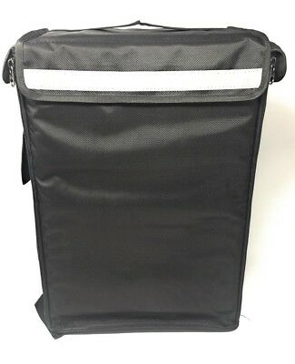 """Food Delivery Backpack 14"""" L x 10"""" W x 19"""" H, Delivery Bag, Thermal Backpack"""