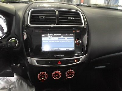2015 15 Mitsubishi Outlander Sport Touch Screen Am Fm Cd Player Stereo 8701A408
