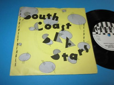 South Coast Ska Stars / South Coast Rumble (UK 1980, Safari SAFE 25) - 7""