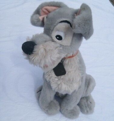 Disney Scamp Lady and the Tramp Plush Soft Toy Disney