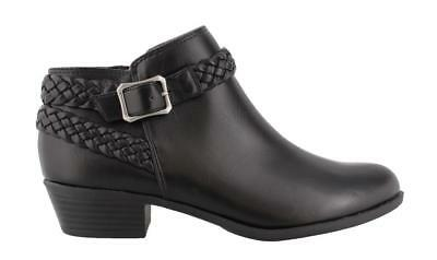f1a3d16beb6e08 LIFESTRIDE ADRIANA Boots Womens Ankle Boots Low Heel -  19.98