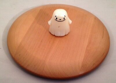 Longaberger Happy Halloween Lid with Ghost Knob - Used