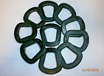 Rubber Seals for Jerry Can Lid or Spout x10 GJC99