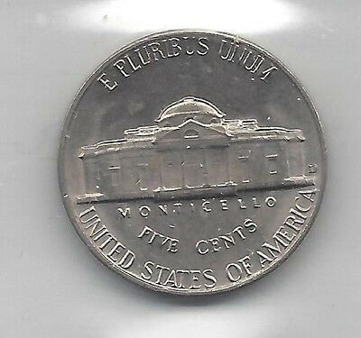 **1964D** USA, Jefferson Nickel, Double Mintmark