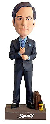 Royal Bobbles Better Call Saul Jimmy McGill Polyresin Bobblehead